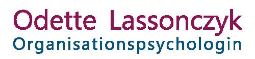 Odette Lassonczyk: Organisationsentwicklung, Soziokratie